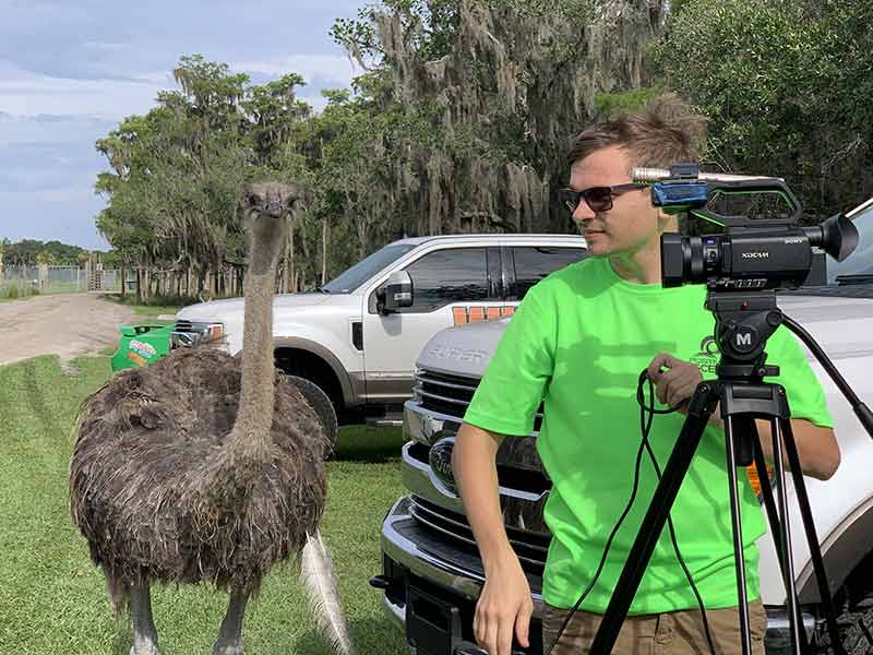 """In addition to the more than 150 animals already on the property, Wild Florida has increased the population of some of the existing animals by adding new herds of wildebeest, water buffalo, watusi cattle, eland antelope, Brahman cattle, and zebra. They have also introduced five more Highlander cattle, two camels, three ostriches, and an all-white elk.  Wild Florida Airboats, Gator Park & Drive-thru Safari, which opened on Lake Cypress in 2010, focuses on educating individuals on Central Florida's natural resources. Starting off with a 14-acre Gator Park and airboat tours, the Wild Florida family is excited for the next chapter in their business.  """"We're thrilled to expand our Drive-thru Safari in more ways than one this summer,"""" says Sam Haught, co-owner of Wild Florida. """"Not only will it be incredible to grow our existing herds and give them a more authentic environment they would normally have in the wild, but to also showcase this diversity of species to guests from the comfort of their own cars.""""  Admission to Wild Florida's Drive-thru Safari Park is $31 per adult and $22 per child, but Florida residents can enjoy the hundreds of exotic and native animals for $22 per adult and $17 per child. Admission to the Gator Park is included for any guest who purchases an airboat tour, visits the Drive-thru Safari, or experiences an animal encounter. Learn more about Wild Florida's offerings at WildFL.com.  The Wild Florida team is dedicated to protecting, conserving, and enhancing Florida's diverse ecosystem to ensure that future generations can enjoy the wonders of wild, native Florida."""