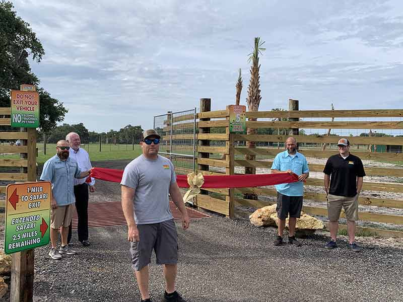 Wild Florida Safari Expansion