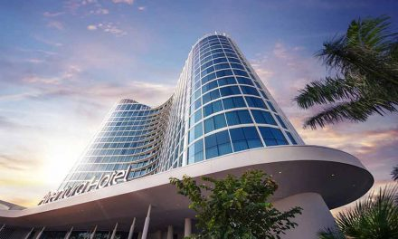 All Universal Orlando Resort hotels are now open as Universal's Aventura Hotel welcomes back guests