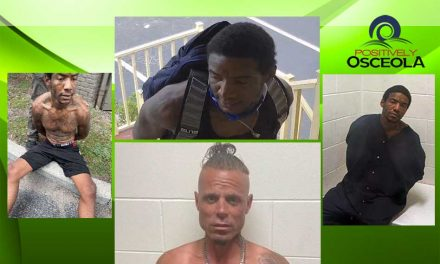 Kissimmee men arrested for attempted murder, armed robbery, drug possession, battery, and firearm possession
