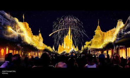 "Magic Kingdom to debut nighttime spectacular ""Disney Enchantment"" October 1"