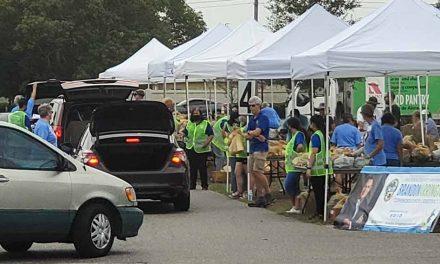 Osceola County Chairman Brandon Arrington hosts Farm Share Food Distribution event Saturday in Poinciana
