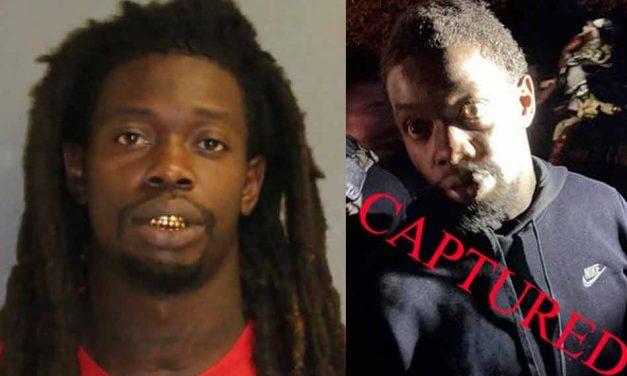 Man accused of shooting Daytona Beach police officer captured in Georgia