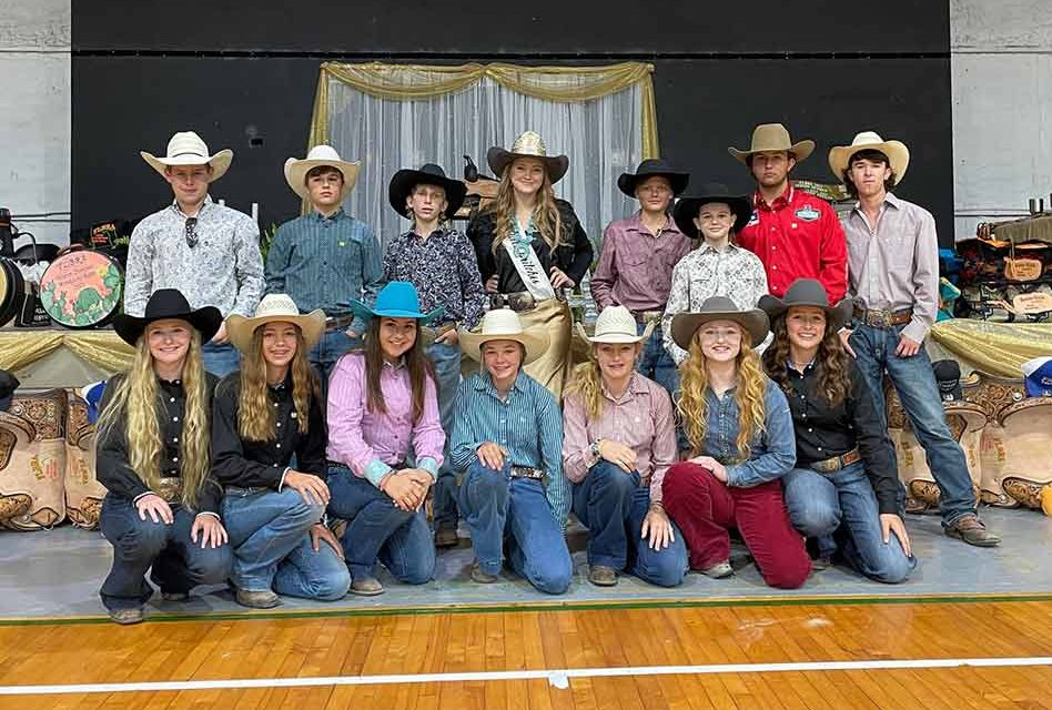Osceola's finest youth cowboys and cowgirls to compete for national titles