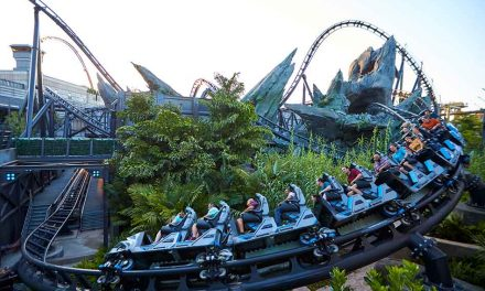 Jurassic World's VelociCoaster officially opens at Universal Orlando