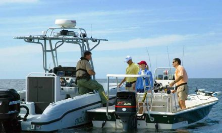 FWC's Operation Dry Water promotes education, enforcement for boating under the influence this weekend