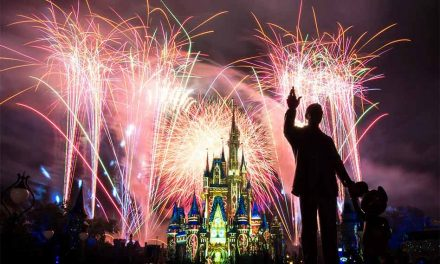"""Disney's """"Happily Ever After"""" to return tonight at Magic Kingdom Park"""