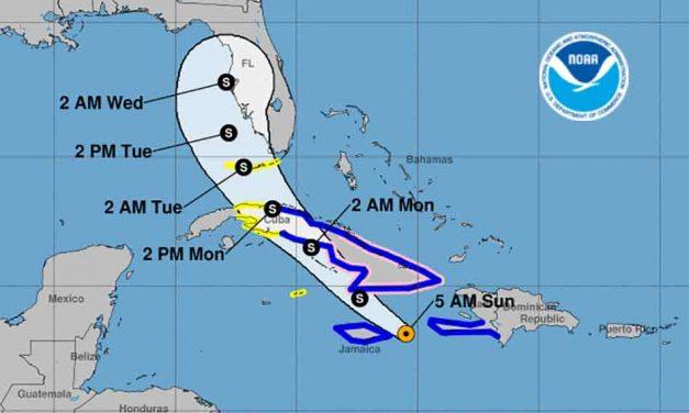 Tropical Storm Elsa slows as it continues track toward Florida, tropical storm watch for Keys