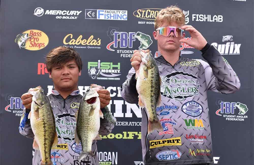 Osceola Anglers