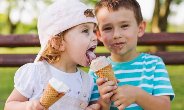 Here's another reason to love summer… July is National Ice Cream Month!