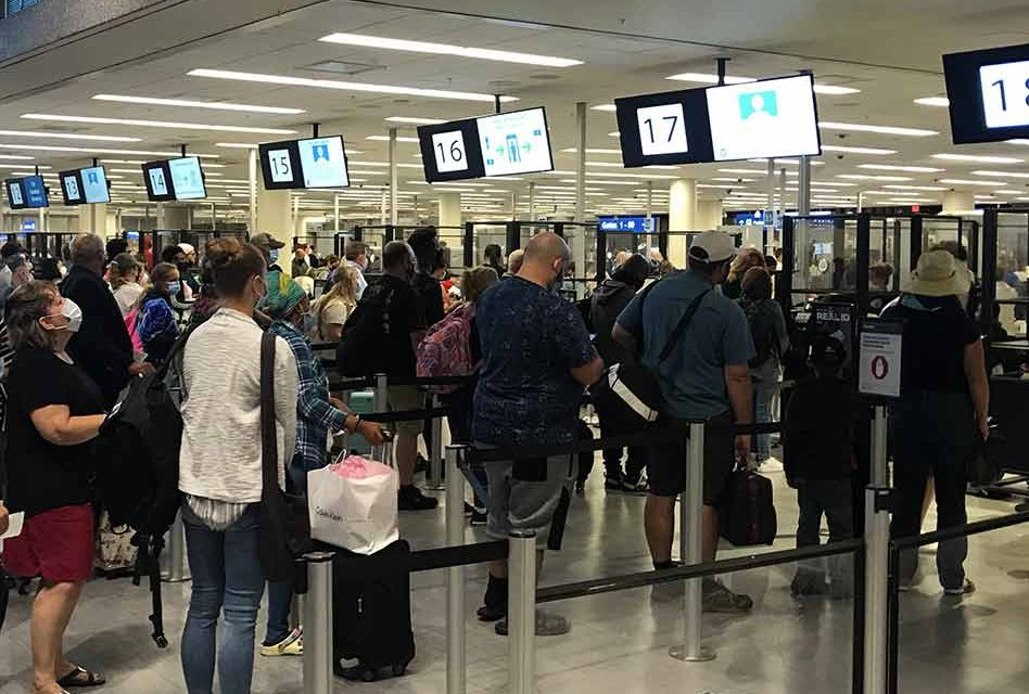 Orlando International Airport Expects Huge July 4th Holiday Weekend Traffic Numbers