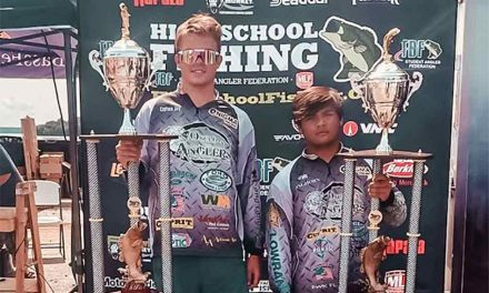 Osceola Anglers members compete in High School Fishing World Finals and National Championship