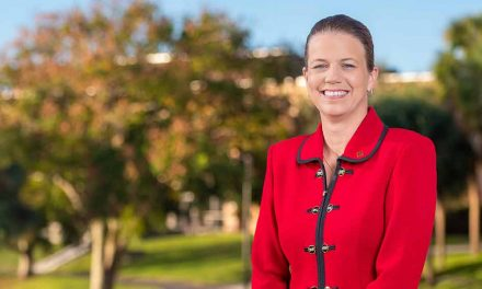 Dr. Kathleen Plinske officially becomes Valencia College's new President