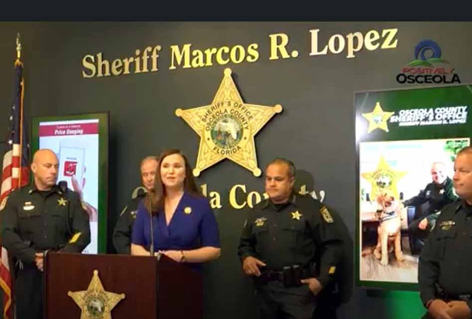 Attorney General Moody Visits Osceola Highlighting App for Reporting Price Gouging in English and Spanish