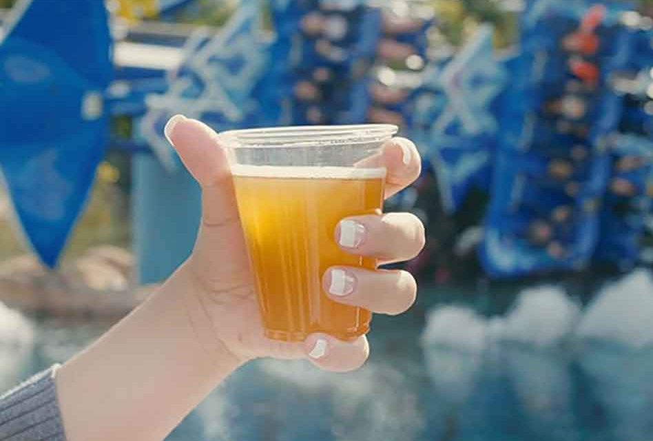 It's beer thirty once again at SeaWorld Orlando