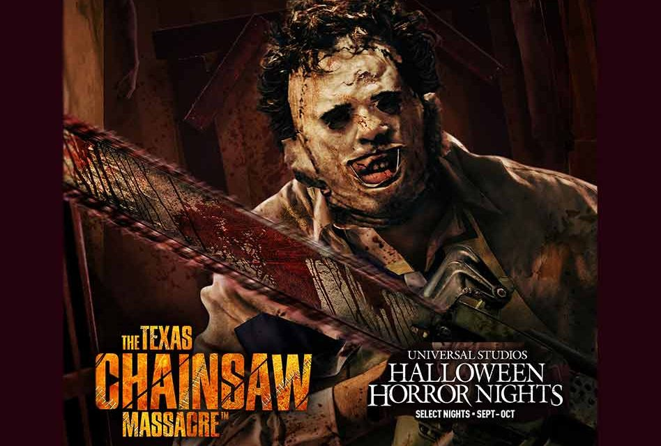 Texas Chainsaw Massacre Slasher and Other Monsters to Invade Universal Studios' Halloween Horror Nights