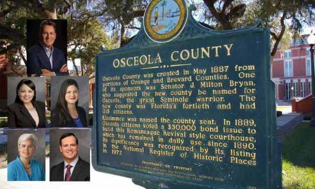 Osceola Commission Moves Forward with American Rescue Plan Act Spending Plan