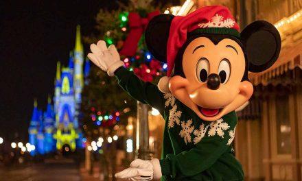 Walt Disney World Resort Makes Big Plans for a Magical Holiday Season in 2021