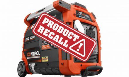 Safety Recall Alert: Over 3,700 ECHO generators recalled over fire, burn hazards
