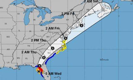 Tropical Storm Elsa brings heavy winds and tornado threats as it nears landfall along Florida's west coast