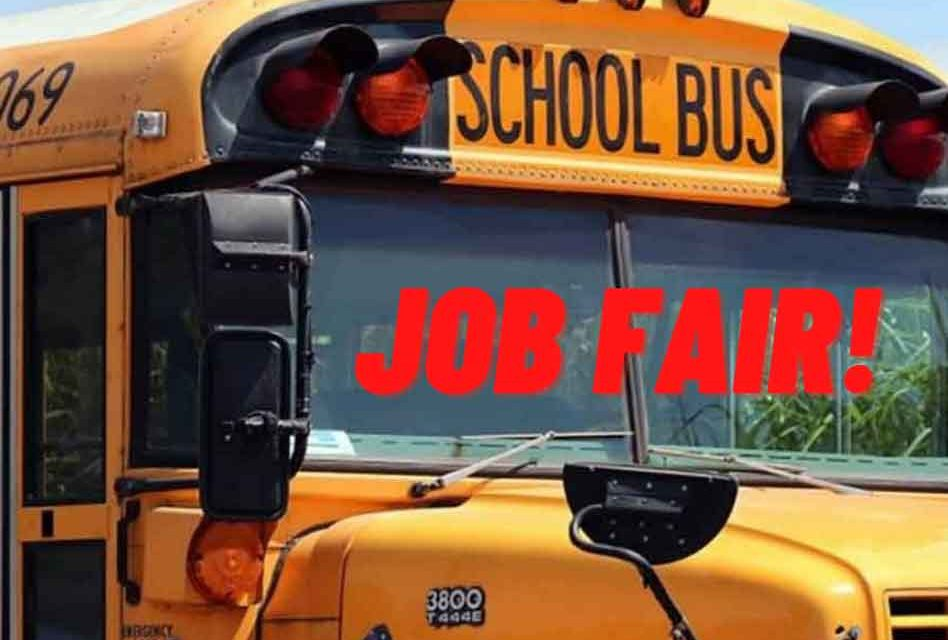 Osceola County School District To Host Bus Driver Job Fair