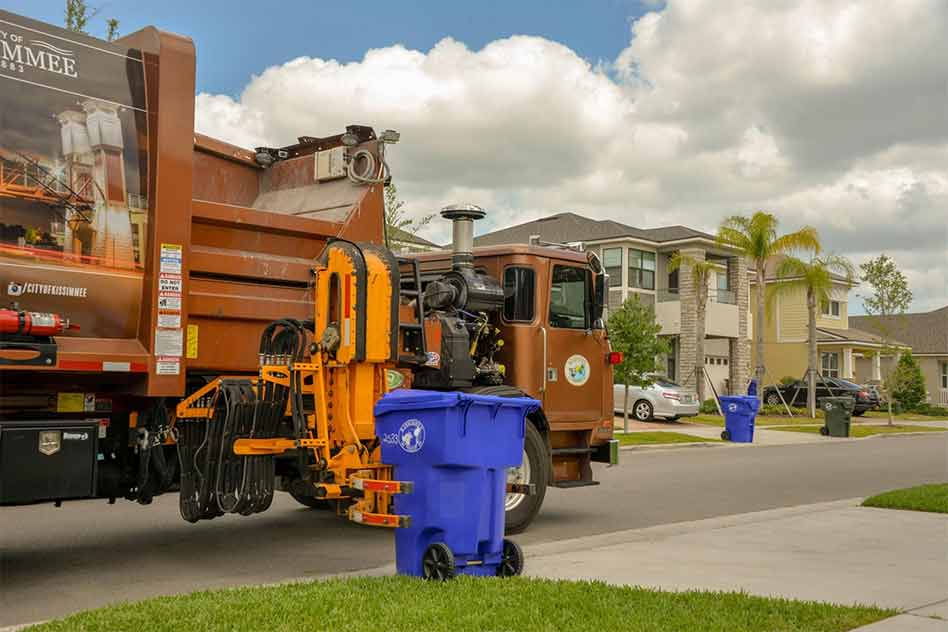 City of Kissimmee Updates Recyclable Items List; No Longer Accepting Glass