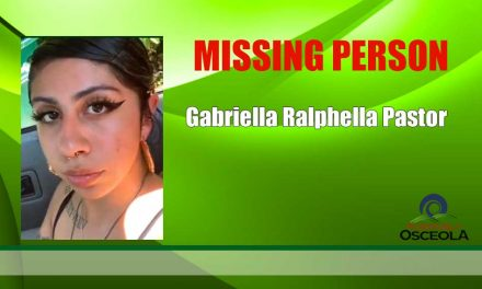 Osceola Sheriff's Office requesting help from the community to locate 19-year-old Kissimmee girl