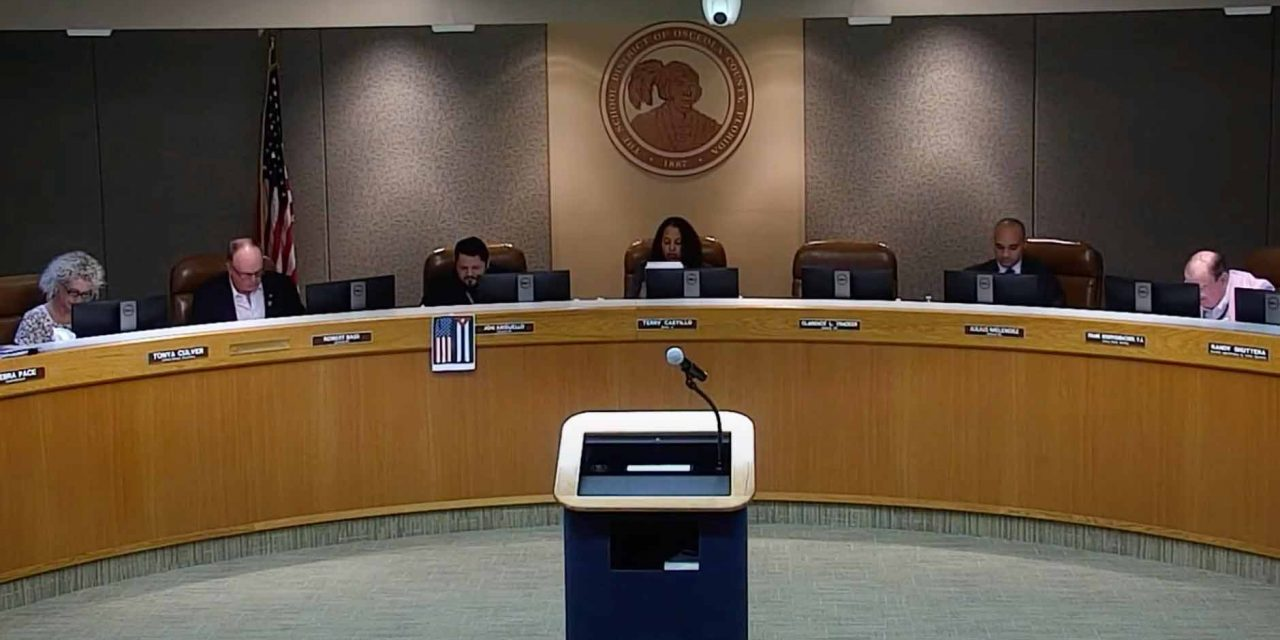 Osceola School Board approves school resource officers contract, includes new safety standards