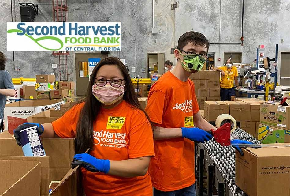 """Second Harvest Food Bank of Central Florida to Host Virtual """"Food for Thought"""" Virtual Tour"""