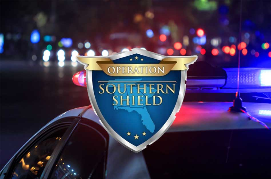 Operation Southern Shield, another reason to slow down when your driving