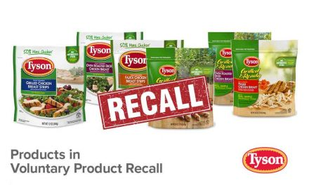 Tyson recalls 8.5 million pounds of ready-to-eat chicken products due to possible listeria