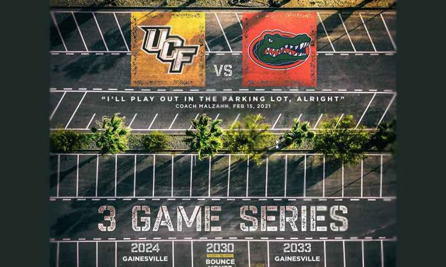 UCF Knights, Florida Gators Officially Agree to Three-Game Series