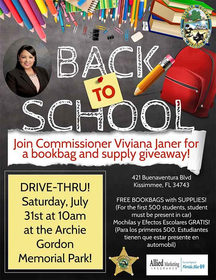 Viviana Janer Back to School