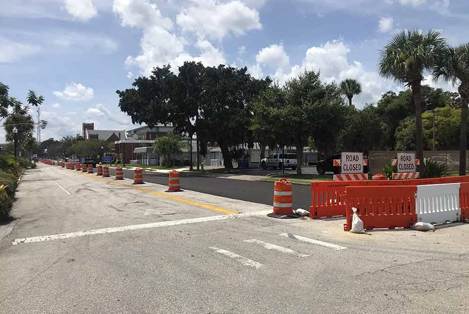 City of Kissimmee announces road closure on Thursday to resurface Neptune Rd. and Church St.
