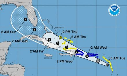 Tropical Storm Fred expected to form today, may head to Florida