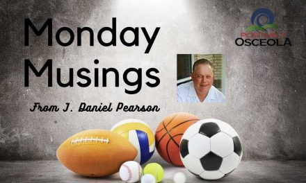 JD'S Monday Morning Musings with Positively Osceola, talking Coach Bobby Bowden and more