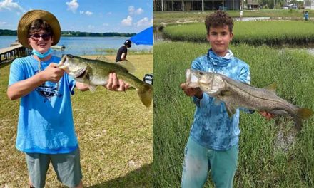 Apply now for FWC's 2021-2022 High School Fishing Program curriculum and grant funding