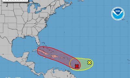 National Hurricane Center keeping an eye on 2 systems in the Caribbean, system has 70% chance of development