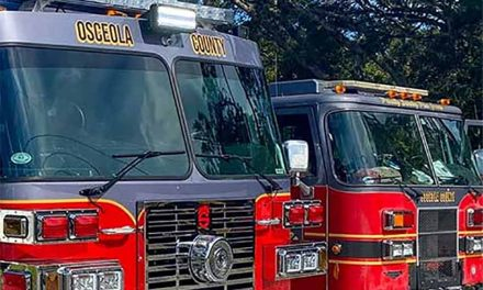 Osceola firefighter struck in head with ax while treating patient, Osceola Sheriff deputies say