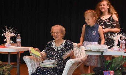 St. Cloud community celebrates local icon Pat Rudd on her 100th birthday Sunday