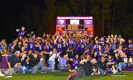 Celebration Storm wins Kickoff Classic over Bulldogs with big breaks, big plays