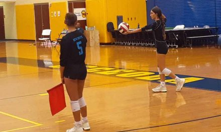Osceola Sweeps by Harmony in Volleyball