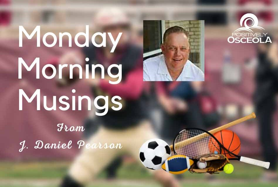 JD's Monday Morning Musings with Positively Osceola, Talking McKenzie Milton, NFL Week One, and more!