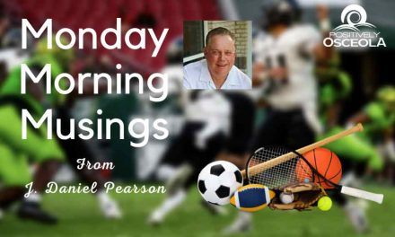 JD's Monday Morning Musings with Positively Osceola, Talking UCF USF and much more