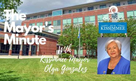 Positively Osceola's Mayor's Minute with Kissimmee Mayor Olga Gonzalez