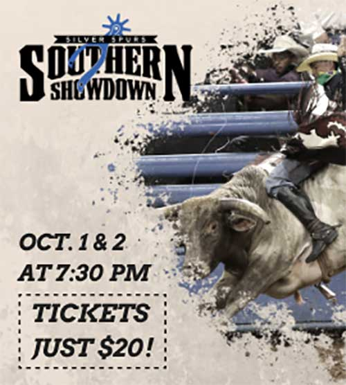 Silver Spurs Rodeo October