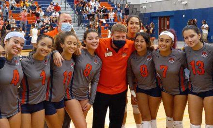 Champs! Toho Volleyball Wins Orange Belt Conference Title