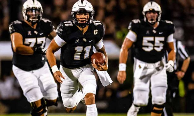 UCF Moves to 2-0 with Dominating Performance Against Bethune-Cookman