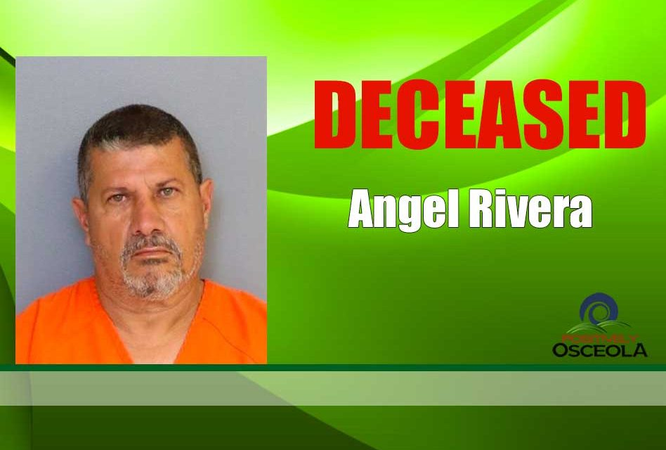 Angel Rivera, Father-in-law convicted of killing St. Cloud Mother Nicole Montalvo dies in prison