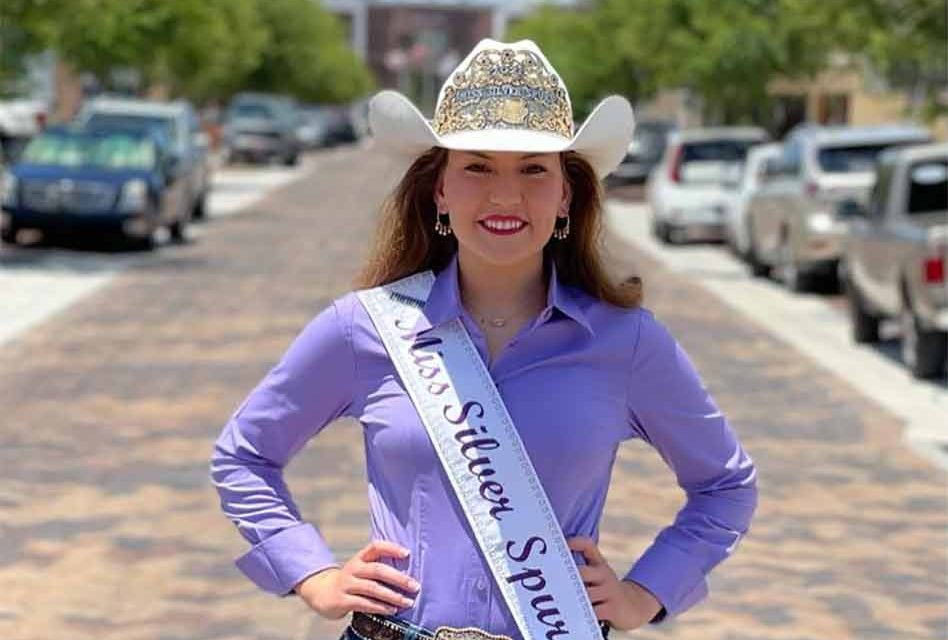 Miss Silver Spurs Ansley Bo to welcome Silver Spurs Southern Showdown October 1-2